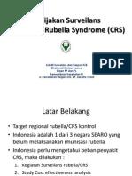 Surveilans CRS Indonesia 2015