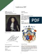 Ludovicus XIV
