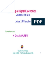 Lec-2.pdf PN  JUNCTION
