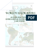 Worlds Major Rivers
