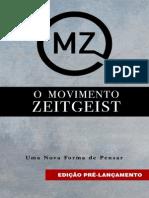 MovimentoZeitgeist-Uma Nova Forma de Pensar