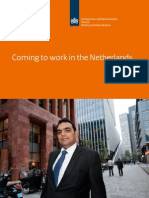 Coming to Work in the Netherlands