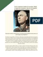 Despre Maresalul Antonescu