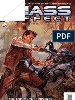 Mass Effect Evolution Issue 1