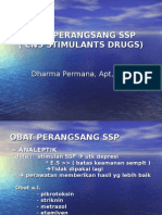 Farmakologi Cns Stimulants Drugs