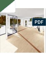Modern House Renderings - Painterly Style
