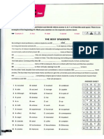 Use of English B2 for All Exames