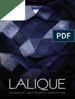 Catalogue général objets décoratifs 2014
