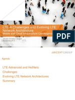 LTE -Network Architecture
