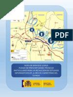 Pliego Prescipciones 2015 Carreteras España