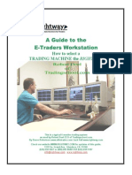 A Guide to the E-trading
