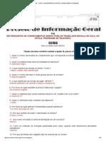 Pig - Livro Com 530 Perguntas de Conhecimentos Gerais