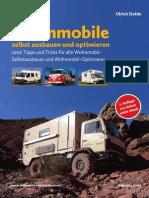 Wohnmobile Selbst Ausbauen Und Optimieren BiB