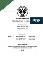 Laporan PPG Kelompok 4 2015