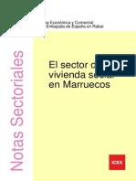 El Mercado de La Vivienda Social en Marruecos ICEX