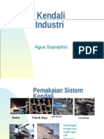 Teknik Kendali Dalam Industri