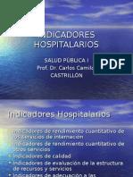 Indicadores Hospitalarios
