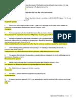 QDB 15 = Operational Procedures