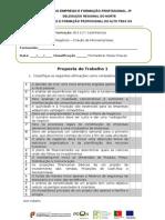 Proposta de Trabalho 1 Ufcd 7854