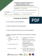 Proposta de Trabalho 2 Ufcd 7852