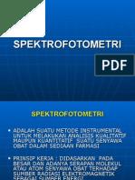 Kuliah Spektrofotometri Uv-Vis Ok