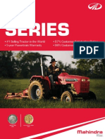 Mahindra 25 series Farming Tractor