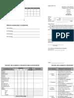 Form 138 Grade 4-6