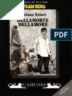 Tiziano Sclavi - Dellamorte Dellamore