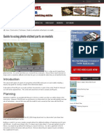 Guide to using photo etched parts on models | Scale Model Guide.pdf