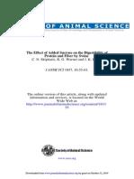 journal animal science