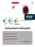 Mobile Payment Solution