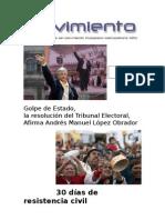 Revista movimiento septiembre