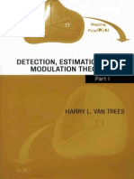 Van Trees H.L. Detection Estimation and Modulation Theory Part 1 2002