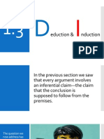 1 3 deduction and induction