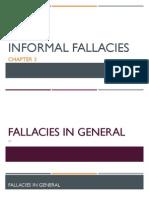 3 1 informal fallacies