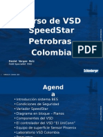 Curso de VSD SpeedStar Petrobras Mayo 2012