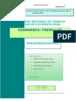 Seminario Frenillos opdx