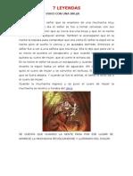 7 Leyendas Cualquiera