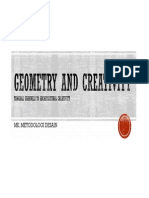 Geometry and Creativity