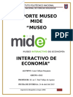 Ensayo Museo Mide
