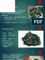 Minerales Verdes