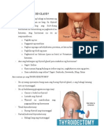 Thyroidectomy Info