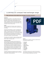 COMPABLOC compact heat exchanger range