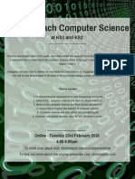 How to Teach Computer Science at KS1 and KS2