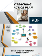 My Teaching Practice Plan Sandra Baron
