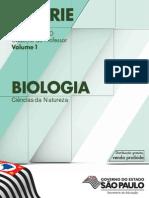 Biologia - Caderno Do Professor - Volume 1