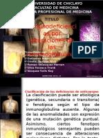Inmunodeficiencias Por Alteraciones de Las Inmunoglobulinas