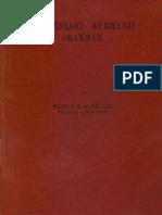 Elementary Kurmanji Grammar