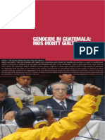Genocide in Guatemala