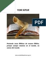 Yom Kipur